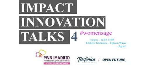 PWN Madrid — Telefónica open future #WomensAge