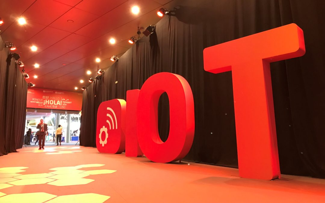 IoT Solutions World Congress, las tendencias que marcan la industria en 2018