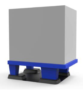 Smart Pallet Metiora IoT